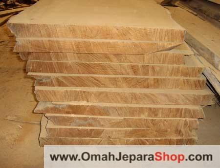 Bahan Teak Wood Jati Jepara