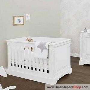 Box Bayi Anak Warna Putih