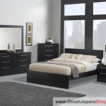 Set Tempat Tidur Minimalis Sederhana