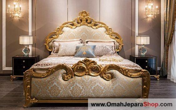 Tempat Tidur Mewah Monaco Jakarta
