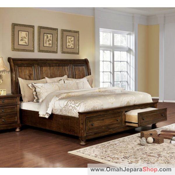Satu Set Kamar Tidur Mochize