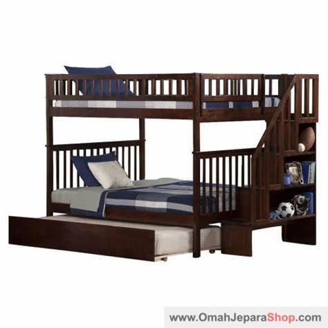 Tempat Tidur Anak Tingkat Model RakTempat Tidur Anak Tingkat Model Rak
