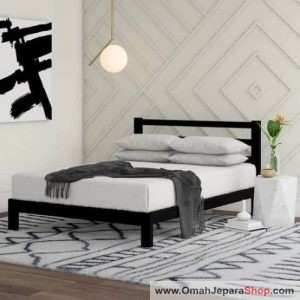 Tempat Tidur Blanshi Sederhana