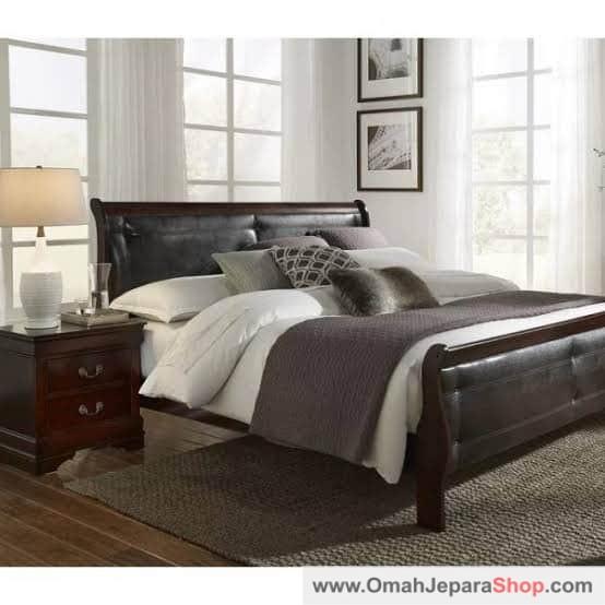 Tempat Tidur Modern Cresily
