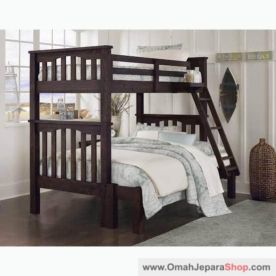 Tempat Tidur Tingkat Anak Mewah Modern