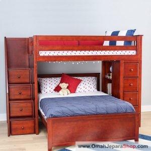 Tempat Tidur Tingkat Anak Unico